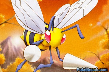 Beedrill - Pokemon Red, Blue and Yellow Wiki Guide - IGN