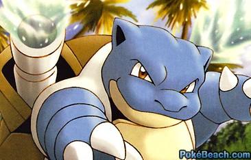 pokemon favorito  Blastoise