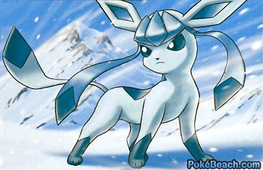 MBTI enneagram type of Glaceon