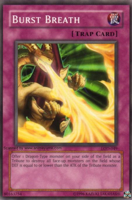 Yu Gi Oh Card Scans