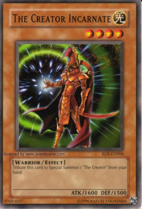Yu-Gi-Oh! Card Scans