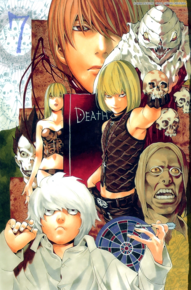 Gallery picture death note